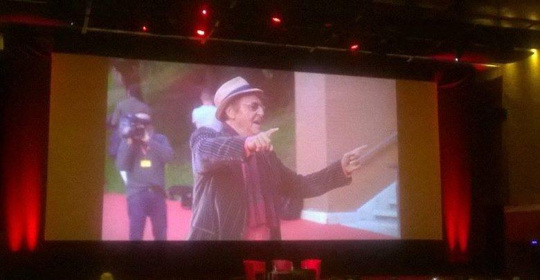 """Festa Cinema Roma 2016, Renzo Arbore: """"I film western i miei preferiti"""""""
