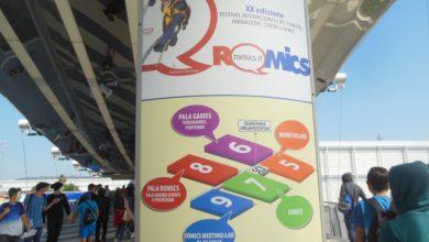 Photo of Romics 2016: i contenuti dei cinque padiglioni