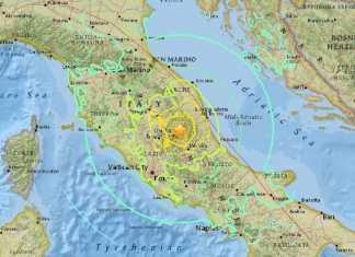Le notizie a portata di click for Ingv lista terremoti di oggi
