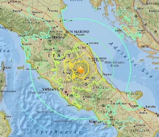 """Terremoto Centro Italia 30 ottobre, Enzo Boschi a Domenica Live: """"Ci saranno altre scosse"""" (Video)"""
