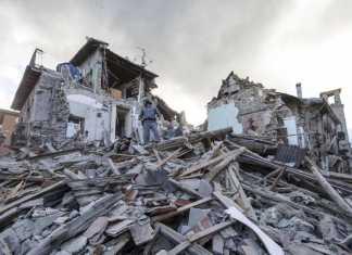 Lista dei terremoti in tempo reale INGV: sciame sismico in atto