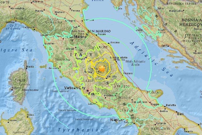 Terremoto Centro Italia 30 ottobre, Enzo Boschi a Domenica Live: