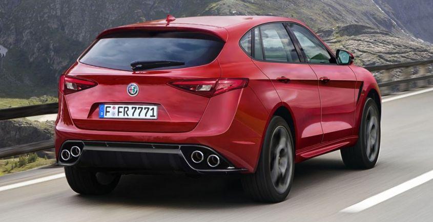 Q4 Jeep Compass >> Nuova Alfa Romeo Stelvio: Quando esce, prezzo e ...