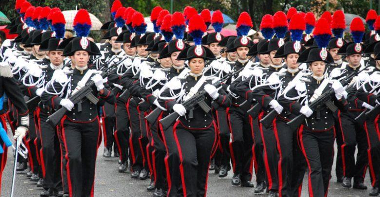 Concorso Allievi Marescialli Carabinieri 2016: 546 Posti