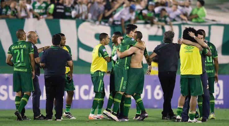 Chapecoense finale Copa Sudamericana: il cammino della squadra prima dell'incidente