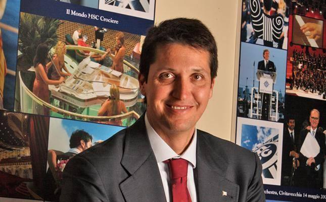 Country Manager MSC Crociere Rapinato: dopo Napoli-Lazio