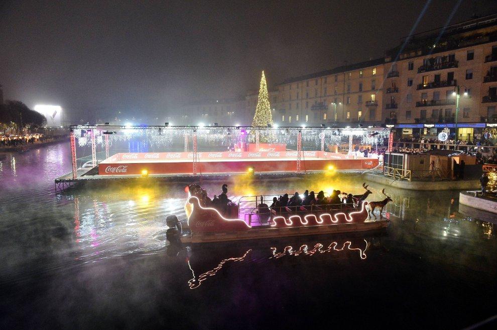 Darsena Christmas Village Milano 2016: Date, Eventi e Programma