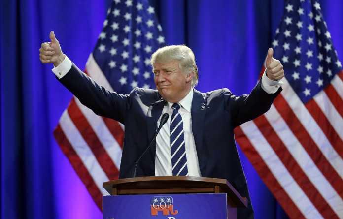 Trump nuovo Presidente degli Stati Uniti d'America