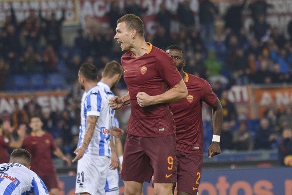 Roma-Pescara 3-2: Risultato Finale 2