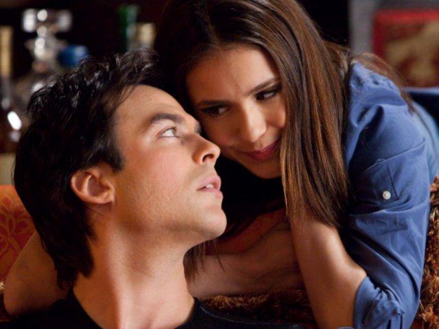 The Vampire Diaries 8 Anticipazioni: Damon torna umano per Elena?