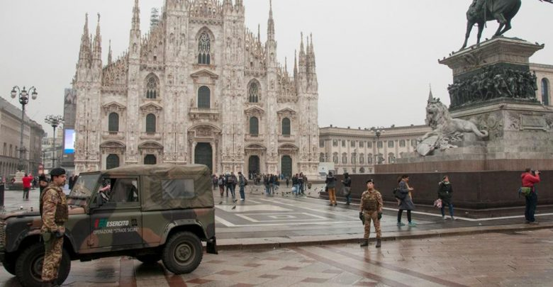 Cronaca Milano: 150 militari in più per la sicurezza del Capoluogo