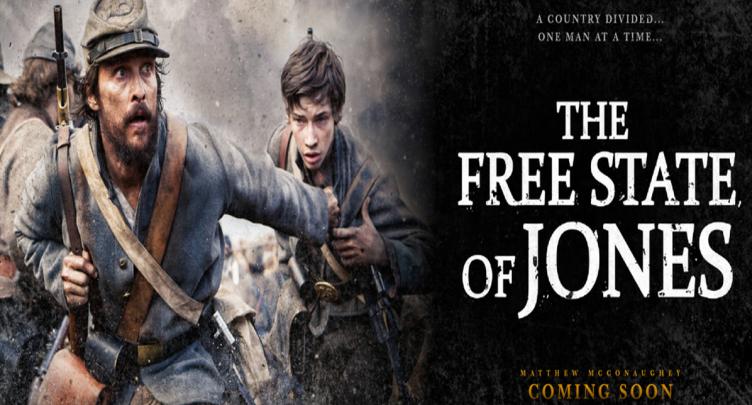 Free State of Jones al Torino Film Festival 2016: Recensione