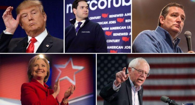 Elezioni Usa 2016, chi sono i Candidati alle Presidenziali americane?