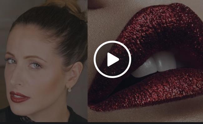 Labbra Glitter, Video Tutorial Clio Make Up: Trucco ispirato alla collezione di Pat McGrath