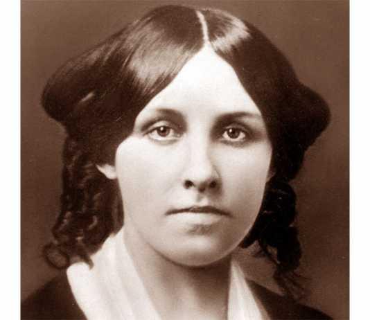 Doodle Goolgle oggi 29 novembre dedicato a Louisa May Alcott, autrice di Piccole Donne