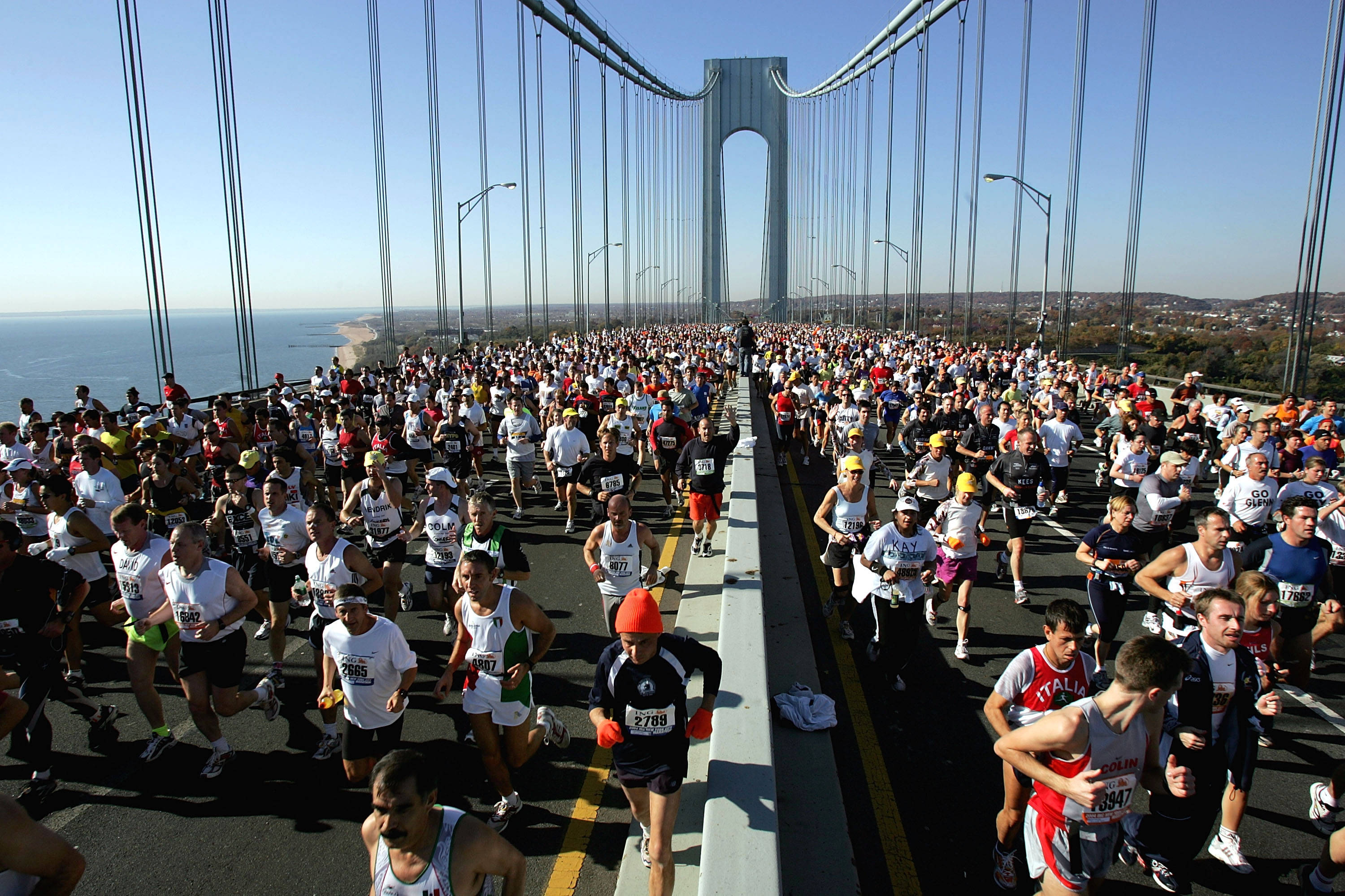 Maratona di New York 2016 Streaming: dove vederla in diretta tv?