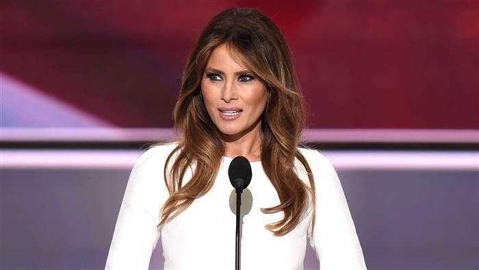 Melania Trump, Biografia Wikipedia moglie del Presidente degli Stati Uniti