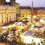 Mercatini di Natale 2016 a Roma: quando iniziano?