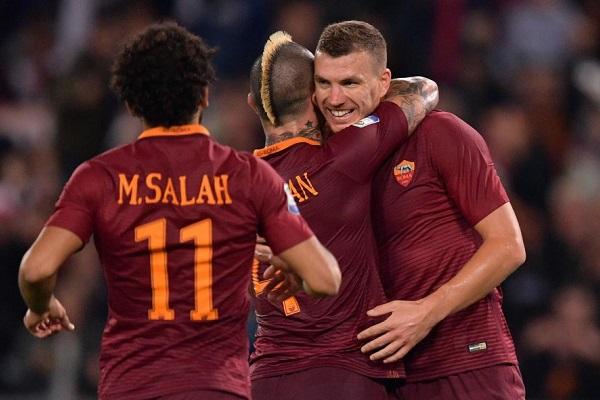Roma-Pescara 3-2: Risultato Finale 1