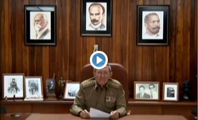 Video | Fidel Castro Morto, l'annuncio del fratello Raul 2