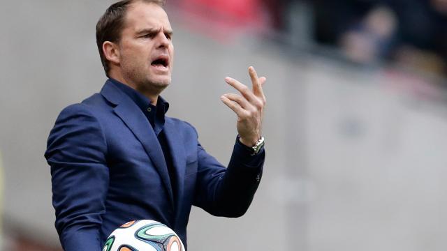 Esonero De Boer da Allenatore dell'Inter: è Ufficiale?