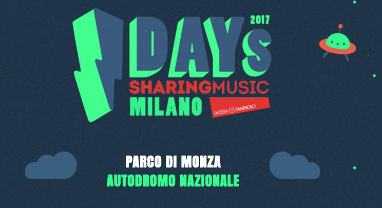 I-Days festival 2017: Programma, Date Concerti e Costo Biglietti