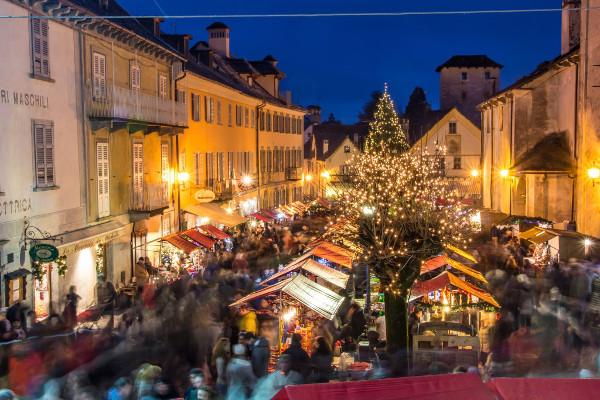mercatini di natale in lombardia: dati e orari