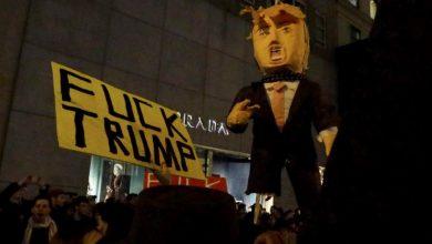 Trump Presidente Stati Uniti, Scontri a New York e Chicago (Video)