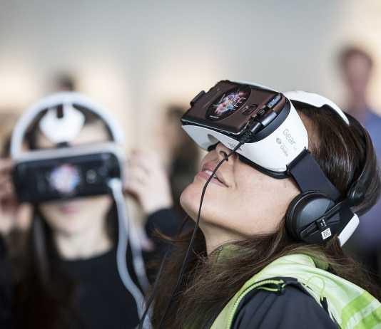 Realtà virtuale nei giochi: entro il 2021 le puntate saliranno dell'800%
