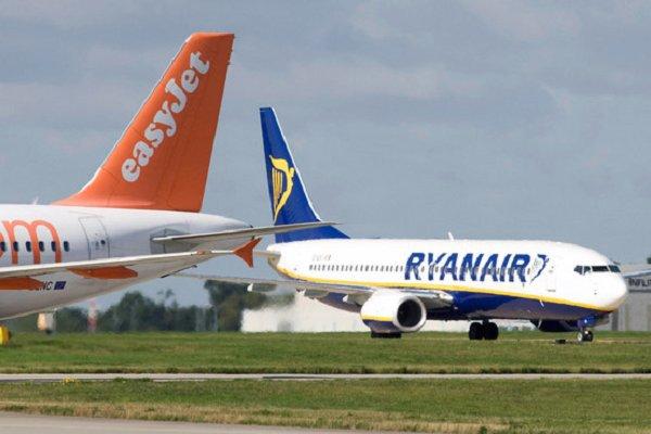 Black Friday 2016 Ryanair ed Easyjet: 250.000 biglietti a 9,99 euro