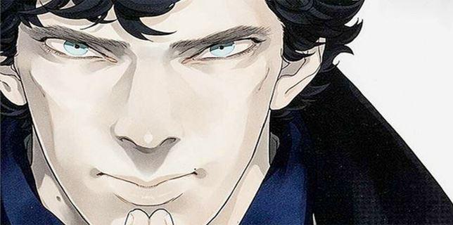 Sherlock Holmes: il manga arriva in Italia nel 2017
