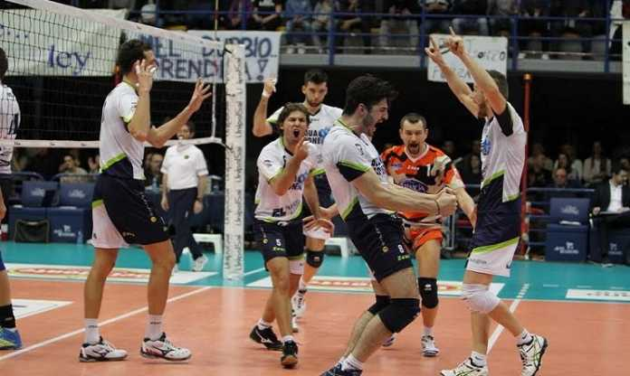 Volley Maschile SuperLega: Diretta tv e Streaming Decima Giornata (2016-17)