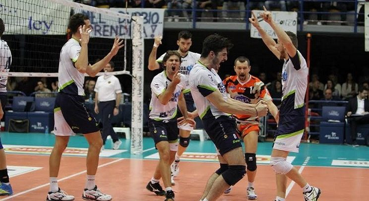 Volley Maschile SuperLega: Diretta tv e Streaming Decima Giornata (2016-17)