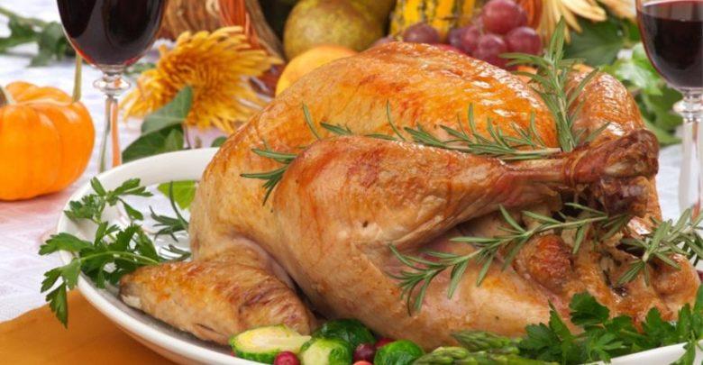Giorno del Ringraziamento: ricetta del Tacchino ripieno