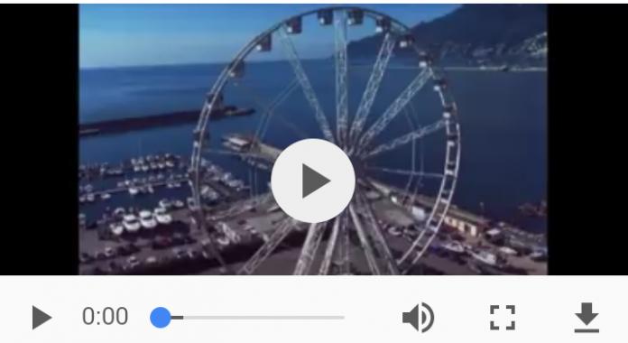 Chiama De Luca per portare la ruota di Salerno a Chiusano (Video)