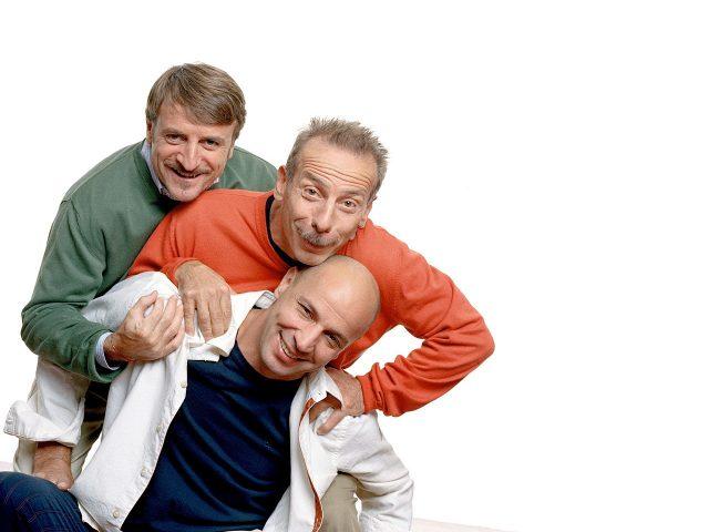 Fuga da Reuma Park con Aldo, Giovanni e Giacomo: Uscita, Trama e Trailer