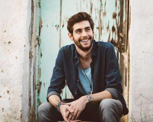 Alvaro Soler a Cosenza per il Capodanno 2017: Concerto in Piazza Bilotti