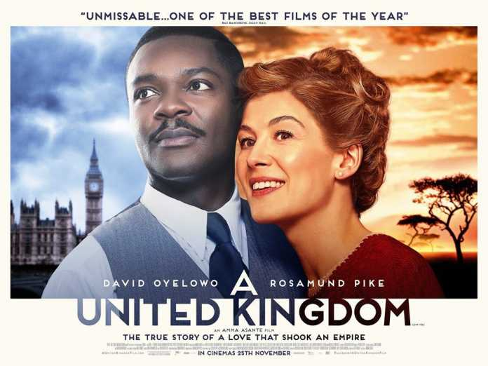 A United Kingdom: Trama e Trailer