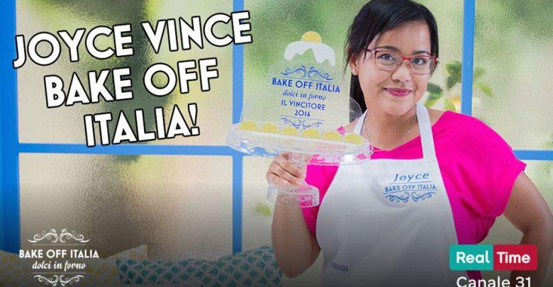 Bake off Italia 4, Vince Joyce: chi è il vincitore