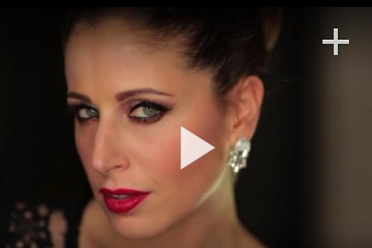 Trucco Capodanno 2017, Video Tutorial Clio Make Up: Occhi Magnetici