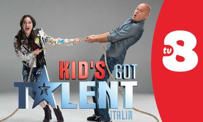 Replica Kid's Got Talent Prima Puntata: Streaming (11 dicembre 2016)