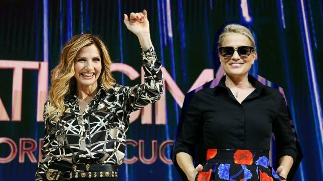 Heather Parisi e Lorella Cuccarini, nuovo singolo