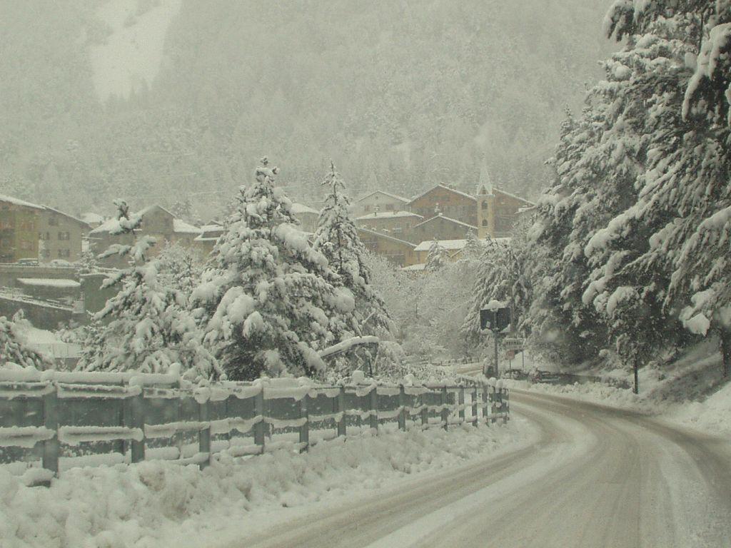 Allerta meteo Sud Italia: Freddo e Neve ad 800 metri