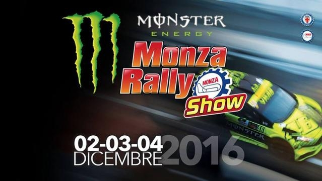 Monza Rally Show: Diretta Tv e Streaming su Sky go (3 dicembre 2016)
