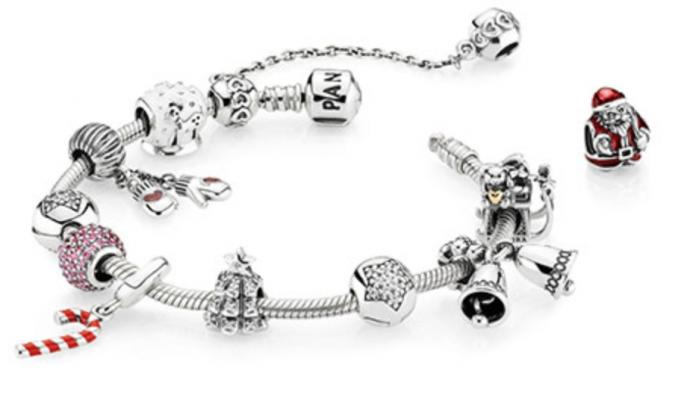 Pandora Natale 2016, Idee regalo: Bracciali, Ciondoli e Charm da Regalare