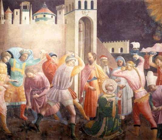 Santo Stefano: Storia da raccontare ai bambini