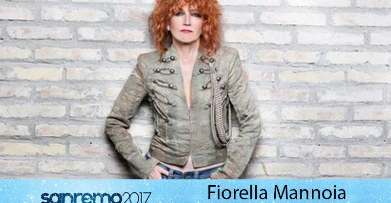 """Sanremo 2017, Fiorella Mannoia in gara con """"Che sia benedetta"""""""