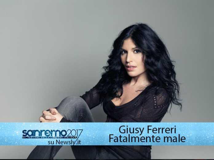 Giusy Ferreri a Sanremo 2017: