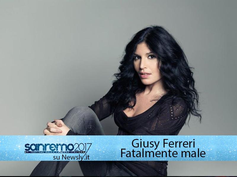 Giusy Ferreri, Anteprima Live tour 2017 e uscita nuovo album