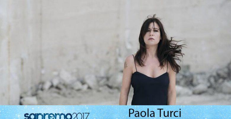 """Festival di Sanremo 2017, Paola Turci in gara con """"Fatti bella per te"""""""